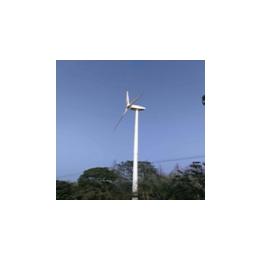 厂家直销锡林浩特300W风力发电机 风光互补太阳能发电系统