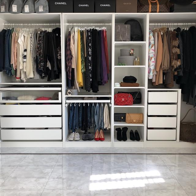 房子裝修,衣柜怎么定制實用?看這里就知道了