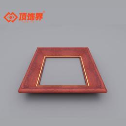 DSJ-LP-039-45  黄花梨+金色线框