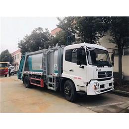 全自动垃圾分类清理运输车-5方8吨垃圾转运车的售价
