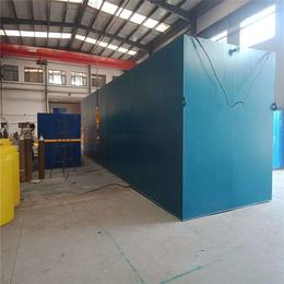 綦江一体化污水处理设备厂家 贝恒机电污水处理