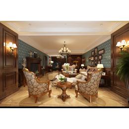 玛莎蓝  客厅