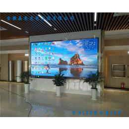 安徽晶亮公司(图)-LED广告全彩显示屏-合肥全彩显示屏