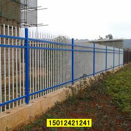深圳热镀锌围墙栏 厂区护栏价格 临建围墙围栏