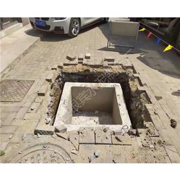 南京混凝土检查井-肥西银宾 型号齐全-现浇混凝土检查井