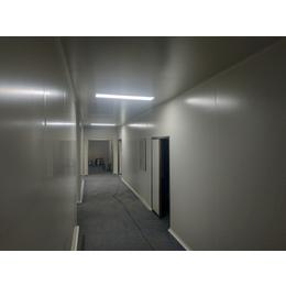 十万级无尘净化厂房空调设计