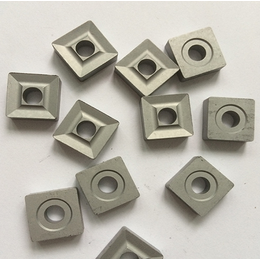 株洲硬质合金菱形82度刀片YT15  XC161008