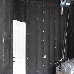 阻燃防火宽频吸音毡阻尼毡影院吸声毯货源充足