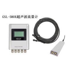 供应青岛志宗GSL580X多普勒超声波流量计可测非满管