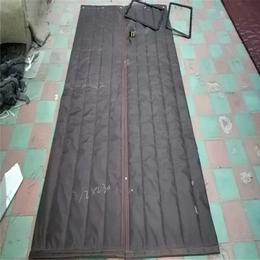 河北胜城室外门保温棉门帘系列产品定制生产安装厂家