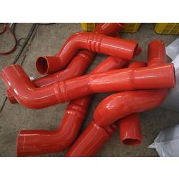 供应硅胶弯管硅胶异型管橡胶弯管