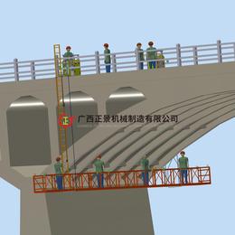 桥梁涂漆施工高空设备