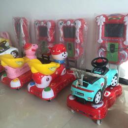 保定室内投币游艺机儿童摇摆机抓娃娃机厂家