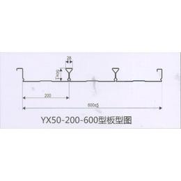 大港闭口楼承板工厂600型 0.91mm厚 180克镀锌