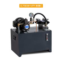 液压系统液压站小型微型电动力单元电磁阀液压泵站双向液压油缸