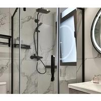 淋浴房尺寸一般是多少?舒适的淋浴空间也羡煞旁人