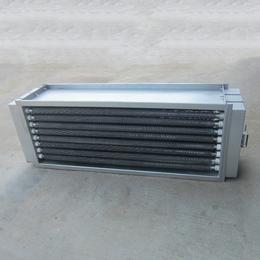 供应不锈钢风道加热器 空气干烧电热器 烘房辅助电加热器