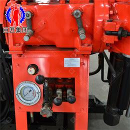 勘探取样钻机HZ-130Y液压岩心钻机百米水井钻机百米打井机