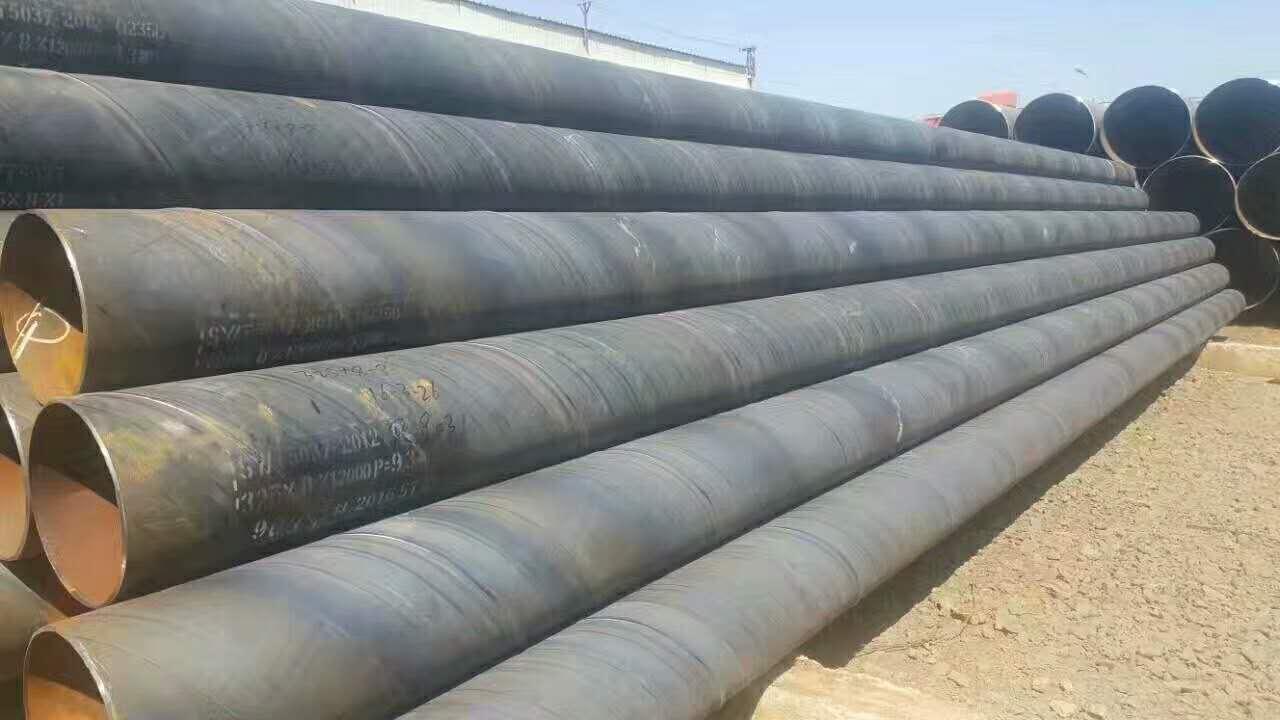 螺旋钢管厂执行标准以及尺寸偏差