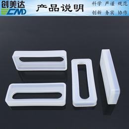开发设计汕头密封硅胶垫 广西影音电器凹型硅胶垫片耐压缩