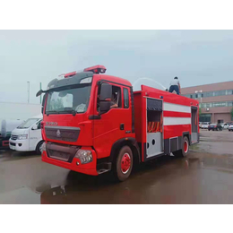 太仓市生产厂家国六新款泡沫消防车小型泡沫消防车价格