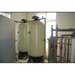 贵阳环保离子交换设备 - 离子交换柱设备图