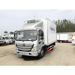 江西省玻璃钢板小型箱式运输车现货批发