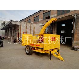 晨红机械厂-昆明大型木头粉碎机-大型木头粉碎机多少钱