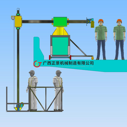 供应新型桥梁排水管安装施工车