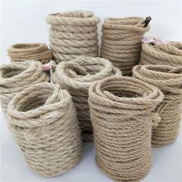 华佳麻绳生产厂家-绿化防寒用麻绳-绿化防寒用麻绳多少钱