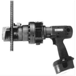 手持式钢筋速断器KROS-19电动可随身携带