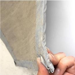 混凝土帆布厂家现货供应 10mm规格水泥毯