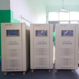 专用隧道三相SBW-300KW大功率电力补偿式全自动稳压器